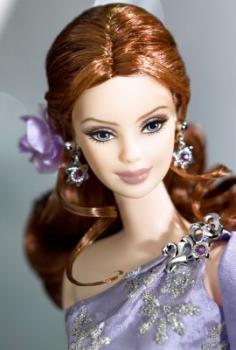 Barbie 2003 Redhead Treasure Hunt