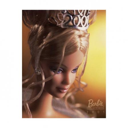 2001 Barbie Collectibles Catalogue