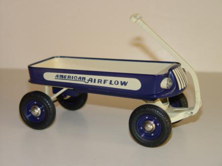 American Airflow Coaster Sidewalk Cruisers 1935