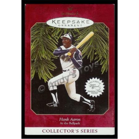 Hank Aaron At The Ballpark Series 1997
