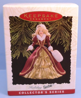 Holiday Barbie® 1996 Ornament