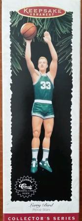 Larry Bird Hoop Stars 1996