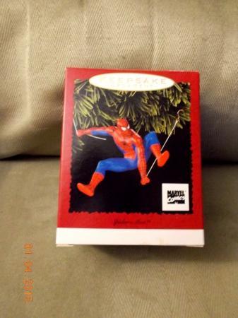Spiderman 1996 Ornament