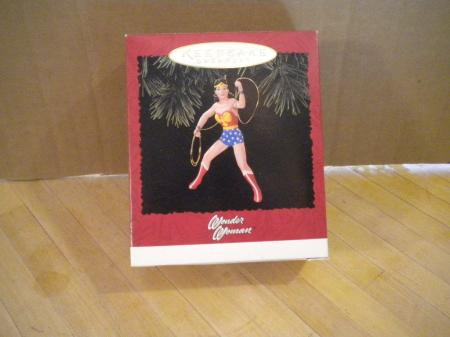 Wonder Woman 1996 Ornament