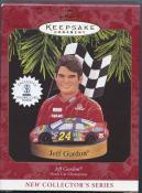 Jeff Gordon Stock Car Champions 1997 Ornament