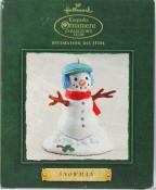 Snowman Santas Big Night 2002