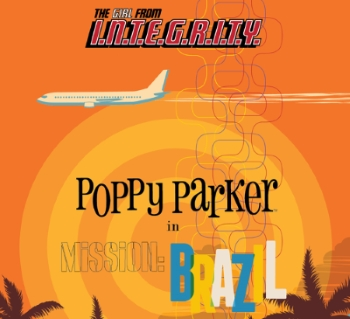 Poppy Parker in Mission Brazil